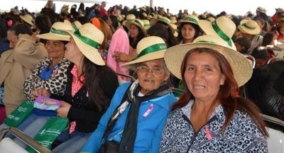 ¿Qué contempla la ley de políticas públicas para mujeres rurales?