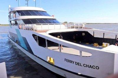 El Ferry del Chaco promete ser una gran atracción turística