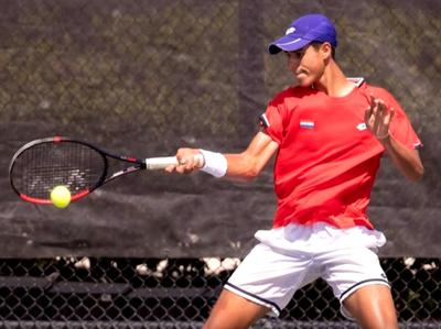 Daniel Vallejos habla sobre su experiencia en el tenis