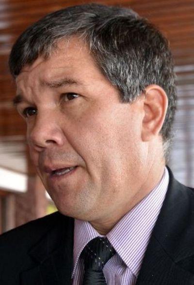 Abdo nombró a Pedro Loblein como nuevo titular del Incoop