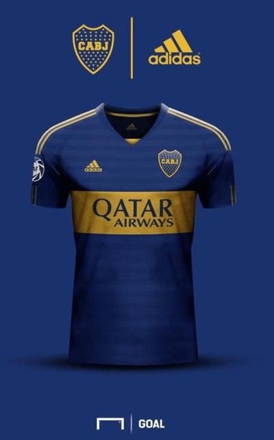 Adidas llega a acuerdo con Boca Juniors