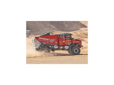 Un Dakar con  sorpresas