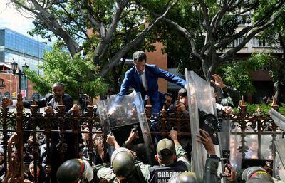 Venezuela: Un Parlamento y dos presidentes legislativos