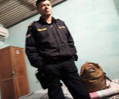 Policía casi mata a menor