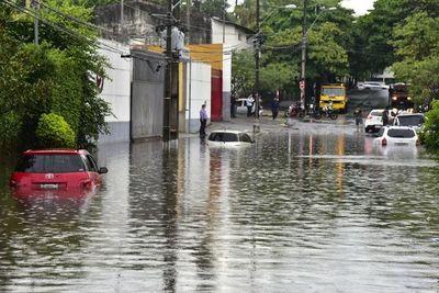 Persiste alerta para el norte y el Chaco paraguayo
