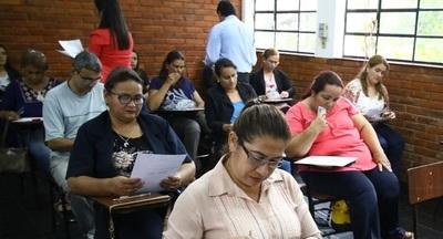 Salario docente podría llegar a G. 7 millones