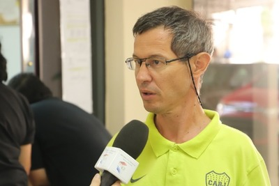 """Kichi"" Poka pidió al TSJE reconocimiento de su movimiento político"