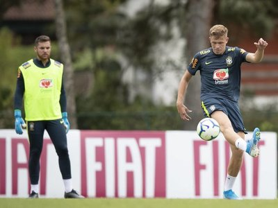 Brasil comienza a montar equipo netamente ofensivo para el Preolímpico
