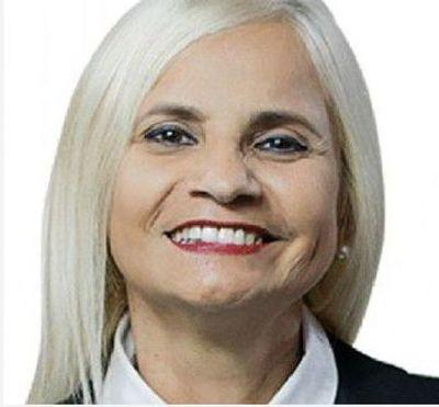 Nueva viceministra de la Senad