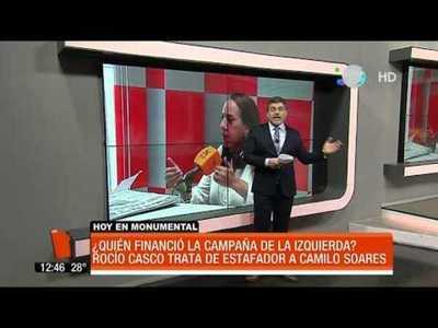 ¿Quién financió la campaña de Mario Ferreiro?