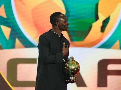 Sadio Mané es el mejor jugador africano del 2019
