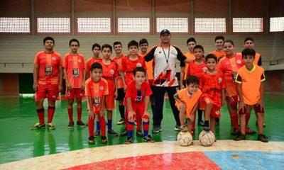 Están abiertas las inscripciones en la Escuela Municipal de Fútbol de CDE