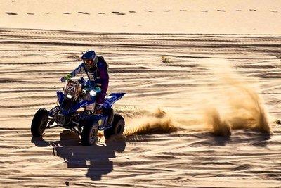 Paraguayos ponen resistencia en una dura tercera etapa en el Rally Dakar 2020