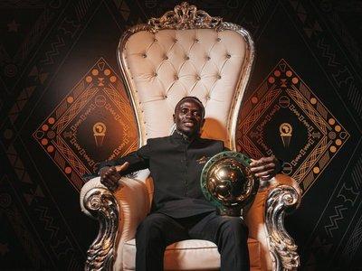 Hakimi y Mané protagonistas en los Premios del fútbol africano