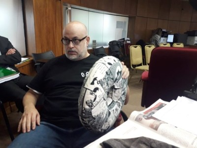 TSJE rechazó acciones presentadas por Paraguayo Cubas en contra de su pérdida de investidura