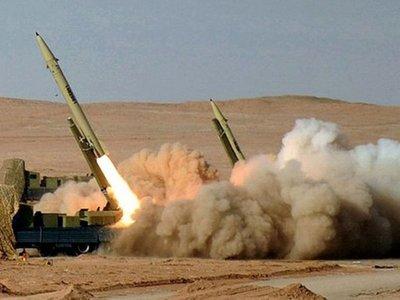 Reportan bombardeo de Irán a base militar de EEUU en Irak