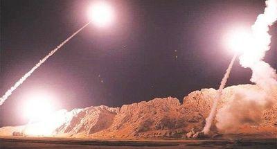 Irán lanzó 'al menos una docena de misiles' hacia bases norteamericanas en Irak