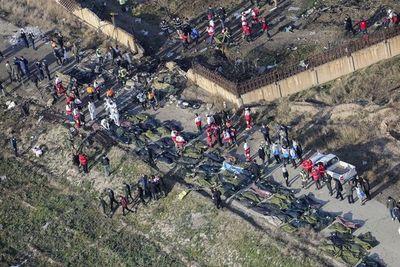 Al menos 170 muertos al estrellarse un avión ucraniano en Irán