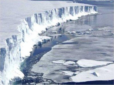 Buscan más datos sobre cómo se separó la Antártida de América del Sur
