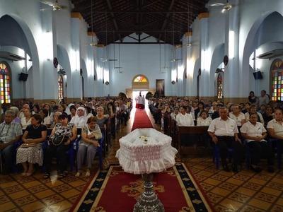 Concepción: Velan al Obispo Zacarías Ortíz