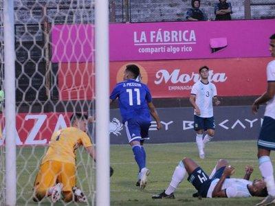 Paraguay igualó de visita ante Argentina en Sub 23