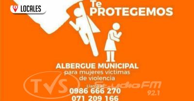 Encarnación cuenta con un albergue para mujeres víctimas de violencia