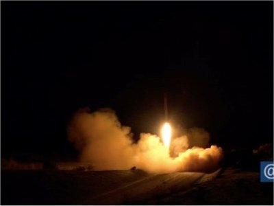 Irán advierte que ataque con misiles es solo el inicio de su venganza