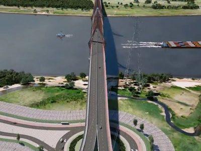 Inicia proceso para construcción del Puente Asunción- Chaco'i