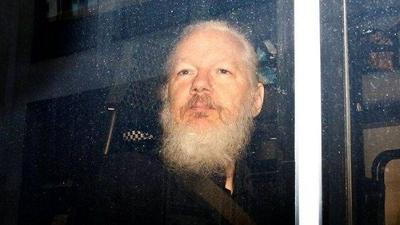 HOY / Piden desde Paraguay nombrar a Assange embajador de buena voluntad de Unesco