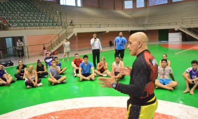 Inician las prácticas de Kick Boxing en CDE