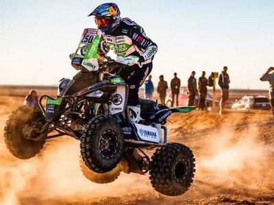 Ignacio Casale sigue ampliando su ventaja rumbo a su tercer Dakar