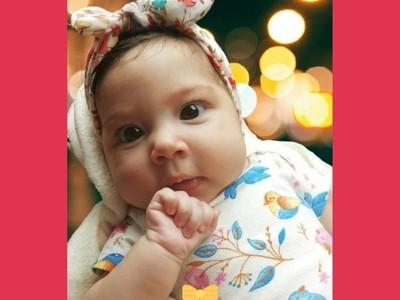 A través de la EBY, facilitarán equipo para que la pequeña Bianca pueda recibir tratamiento en su casa