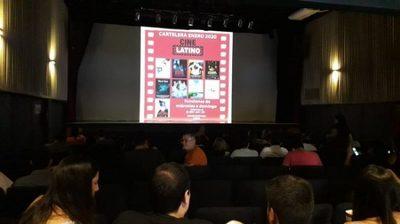 Cine Latino suma más proyecciones de películas nacionales