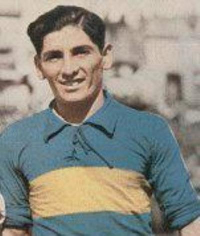 A 16 años del fallecimiento de Delfín Benítez, máximo goleador extranjero de Boca