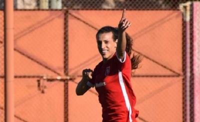 "HOY / Mara Gómez, la futbolista argentina trans: ""La diferencia física no es real"""