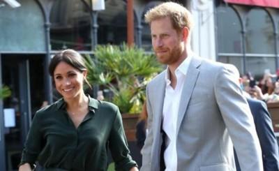 Príncipe Harry y Meghan Markle renuncian a la Familia Real británica