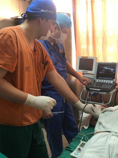 Clínicas: Anestesiología se renueva con tecnología de última generación