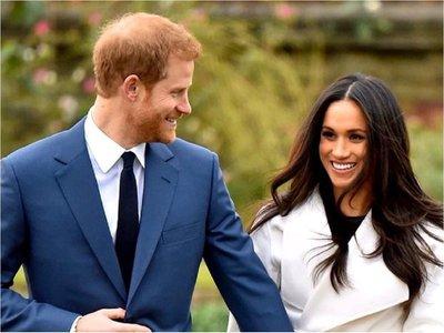 Enrique y Meghan dan un paso atrás como miembros de la familia real