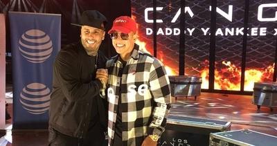"""HOY / La historia tras """"Muévelo"""", primera colaboración de Daddy Yankee y Nicky Jam"""