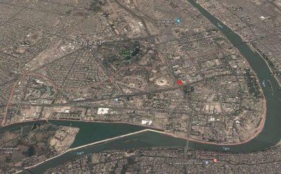 Cohetes estallan en las cercanías de embajada americana en Bagdad