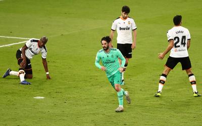 Real Madrid sale victorioso ante Valencia y espera a su rival en la final