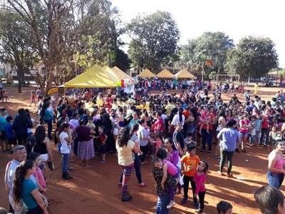 Bomberos Magos de CDE buscan reunir a 1.500 niños este domingo