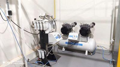 Hospital de IPS de Pedro Juan contará planta generadora de oxígeno PSA