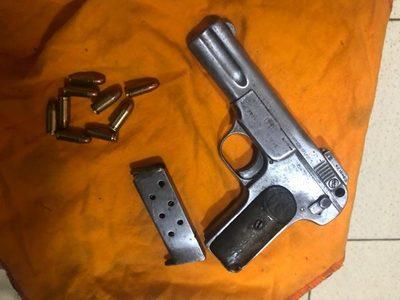 Reos tenían pistola en Tacumbú
