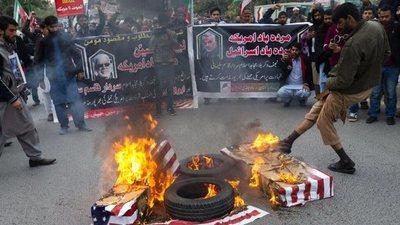 Irán promete una venganza aún más fuerte tras ataques a instalaciones de EEUU