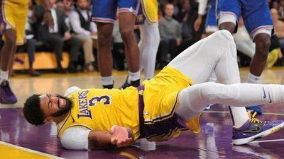Victoria y susto de los Lakers