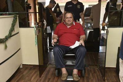 Con celeridad, Adaro Monzón consiguió nuevamente prisión domiciliaria para su guardaespaldas