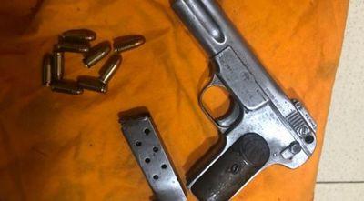 Preocupante: Incautan una pistola en Tacumbú durante requisa