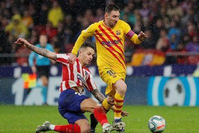 Barça quiere volver a brillar ante el Atleti