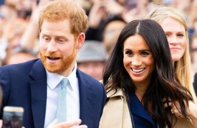 El príncipe Harry y Meghan Markle renuncian a la realeza británica